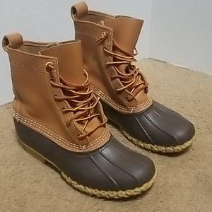 L.L.Bean Duck Boots